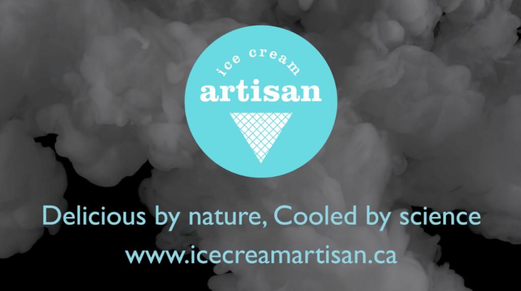 artisan ice cream video thumbnail