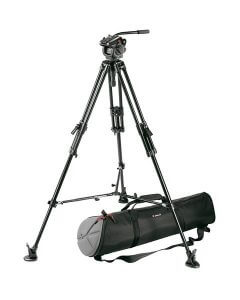 Manfrotto 503 Head w/ 351MVB Legs Tripod Kit
