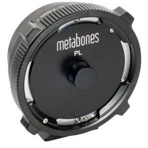 Metabones PL to Sony E