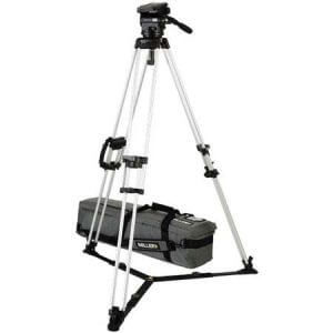 Miller Arrow 30 Fluid Head w/ Sprinter II Legs Tripod Kit