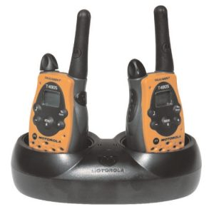 Motorola 2-Way Radios (Pair)