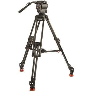 O'Connor 1030DS Fluid Head w/ 30L Legs Tripod Kit