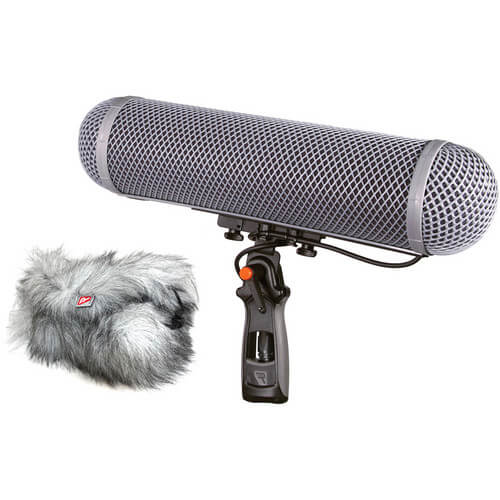 Rycote Windshield Shotgun Blimp