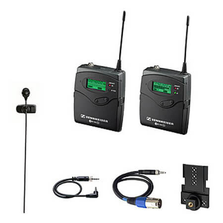 Sennheiser G2 Wireless Lav Mic Kit