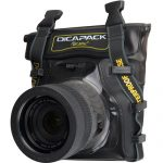 Underwater DSLR Camera Housing