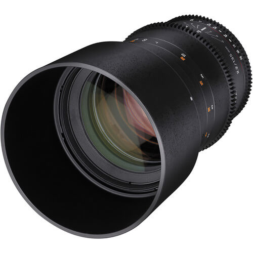 Rokinon Cine DS 135mm T2.2 lens