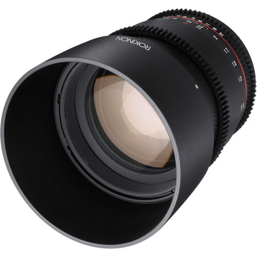 Rokinon Cine DS 85mm T1.5 lens
