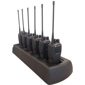Motorola CP200 UHF 2-Way Radios (12 Total Available)