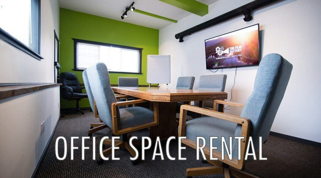 The Film Factory Kelowna Office Rentals