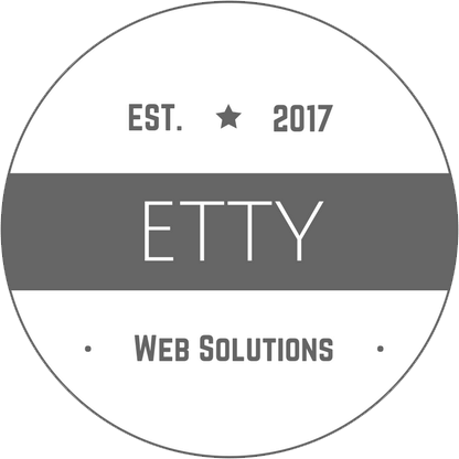 Etty Web Solutions Kelowna Okanagan British Columbia, Web Design, Web Development