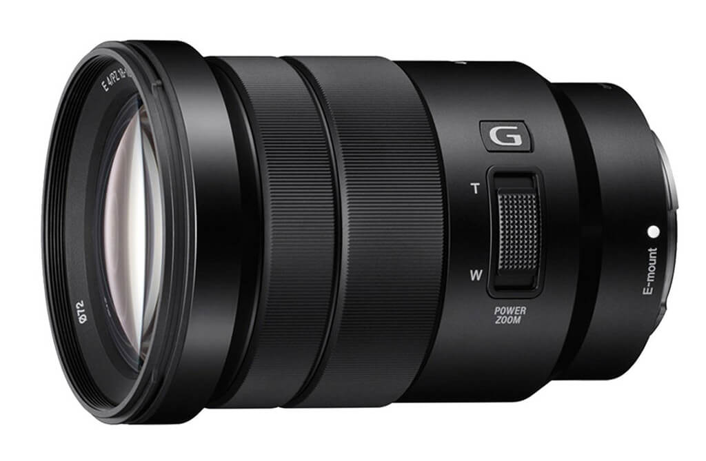 Sony E PZ 18-105mm f/4 G OSS Lens for rental kelowna british columbia
