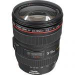 Canon 24-105 lens