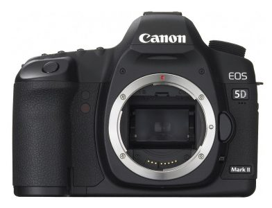 Canon 5D MkII DSLR