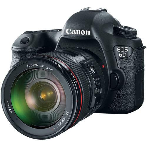 Canon 6D DSLR