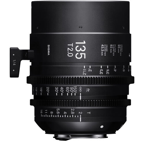 Sigma Cine 135mm T/2 FF
