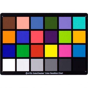 X-Rite Colour Checker Chart