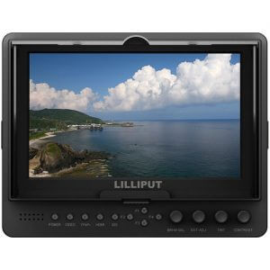 Lilliput 7″ External Monitor