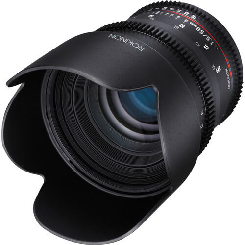 Rokinon Cine DS 50mm T1.5 lens