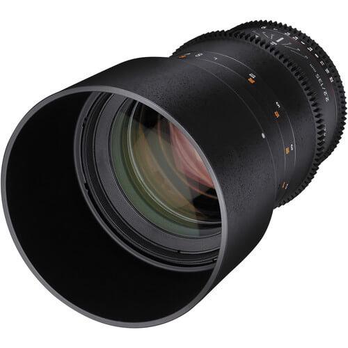 Rokinon Cine DS 135mm T2.2 lens