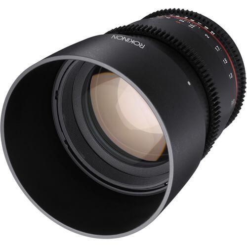 Rokinon Cine DS 85mm T1.5 lens