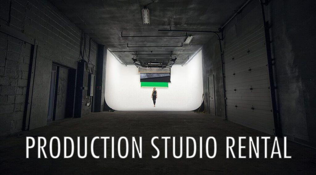 The Film Factory Kelowna Production Studio Rental
