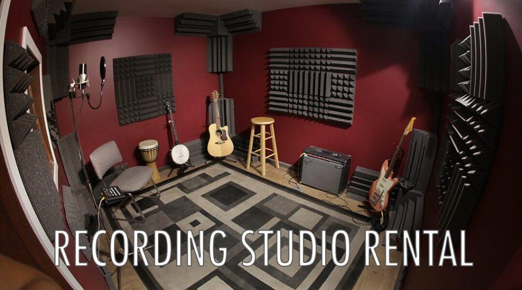 The Film Factory Kelowna Recording Studio Rental