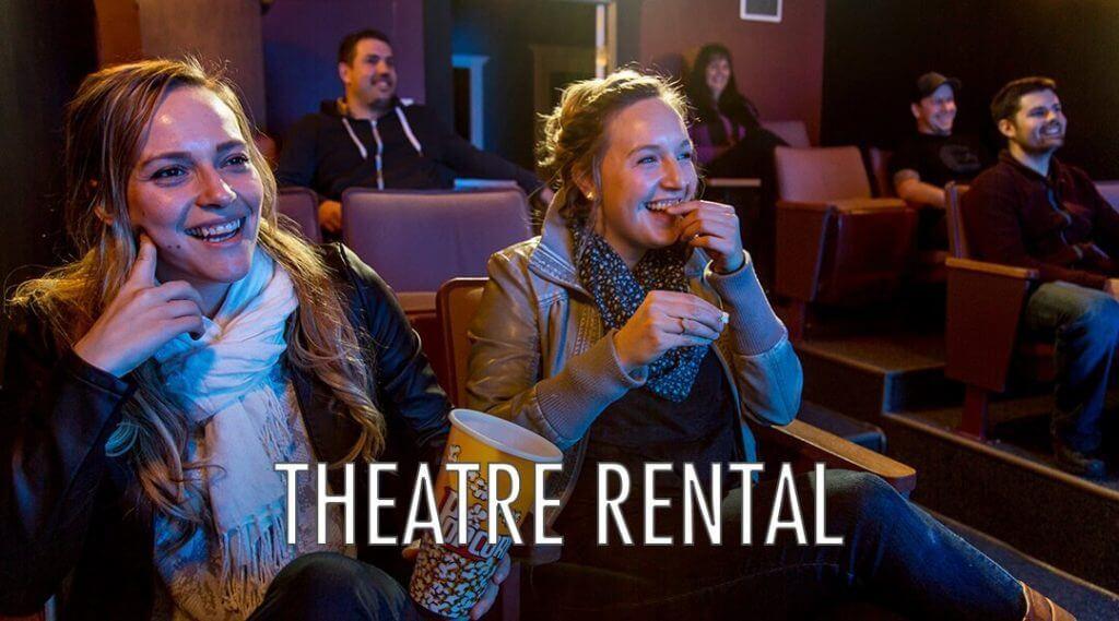 The Film Factory Kelowna Theatre Rental