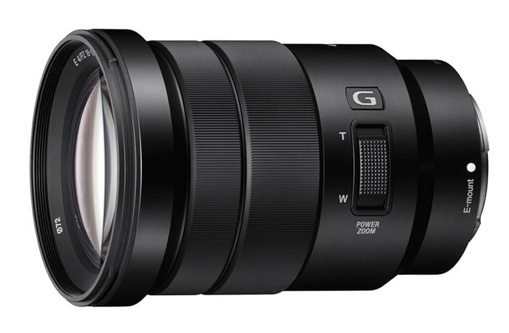 Sony E PZ 18-105mm f/4 G OSS Lens for rental kelowna british columbia