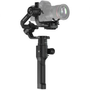 DJI ronin s gimble for dslr cameras from film factory