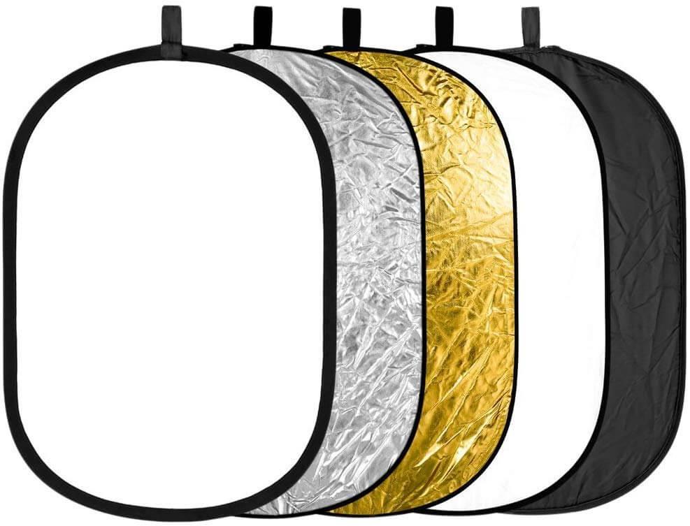 42″ 5-in-1 Flexfill Reflector
