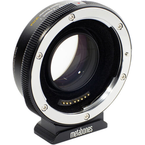Metabones Speed booster EF to E 2