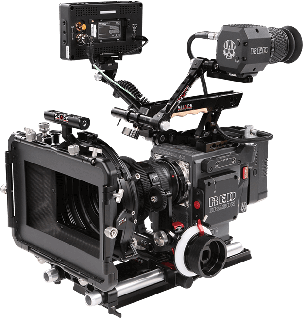 RED Epic-W 8K Helium Camera Kit